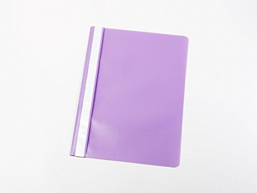 Schnellhefter DIN A4 / PP / Farbe: flieder