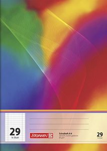 Schulheft A4 Lineatur 29 16 Blatt