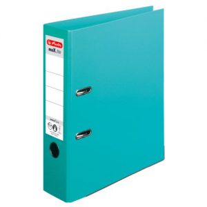 Herlitz 10834380 Ordner maX.file protect+ A4, 8 cm, mint